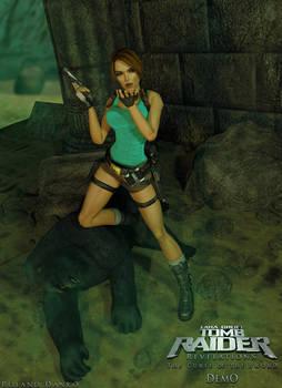 Tomb Raider: Revelations IV Demo Render