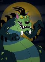 Monster Viper by FurryLovePup