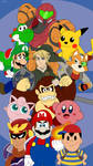 Super Smash Bros. 20th Anniversary