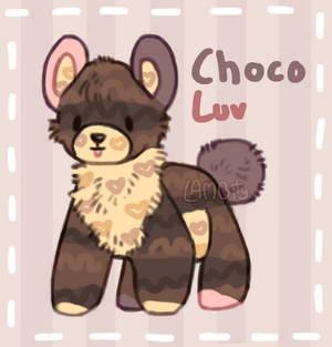 (Winner Announced) Raffle - Choco Luv Kozian