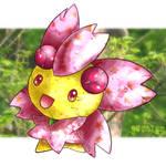 The Blossom Pokemon -Ver. A-