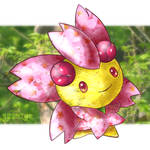The Blossom Pokemon -Ver. B-