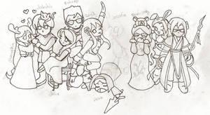 Muse Trial Sketch