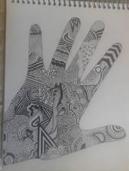 Zendala hand