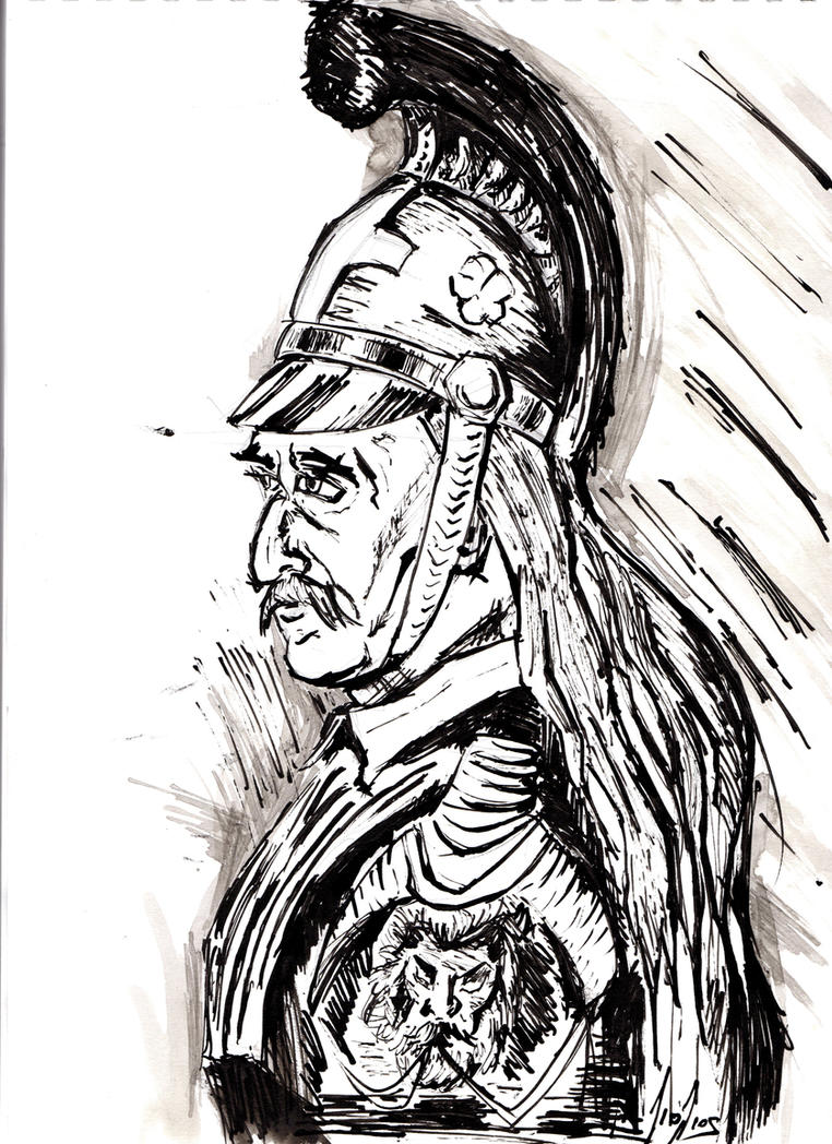 Theodoros Kolokotronis by Dairanhill