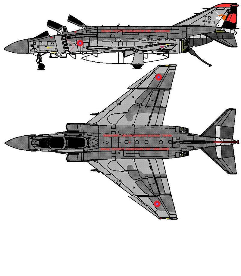 F-4N Phantom II By Sentinel28a On DeviantArt
