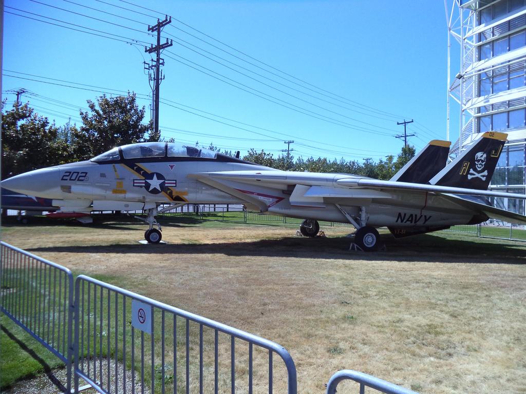 Grumman F-14A Tomcat by sentinel28a