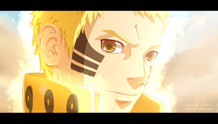 The Same Naruto by HOSUU