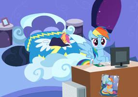 The story of Rainbow Dash!
