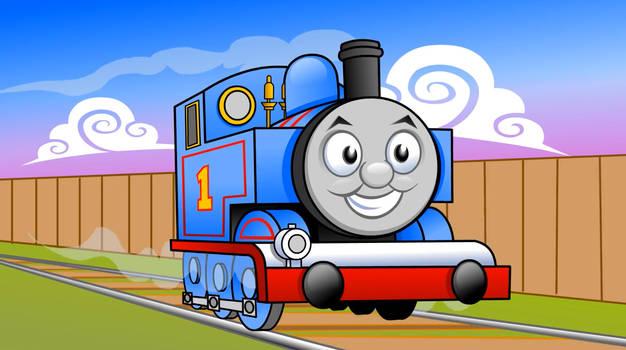 Thomas The Tank Engine (Trainsformers)