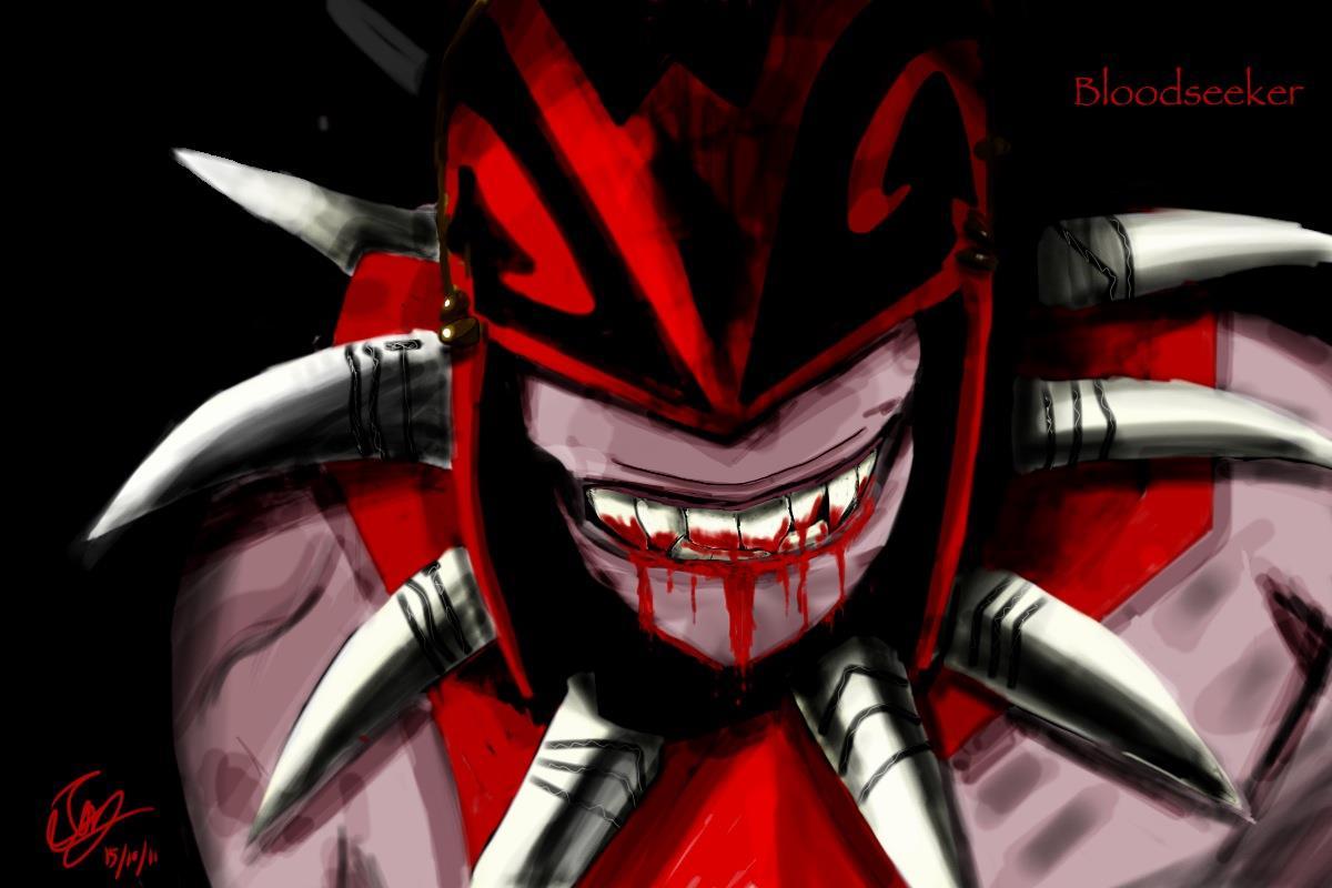 Dota 2 Bloodseeker By Arthasz