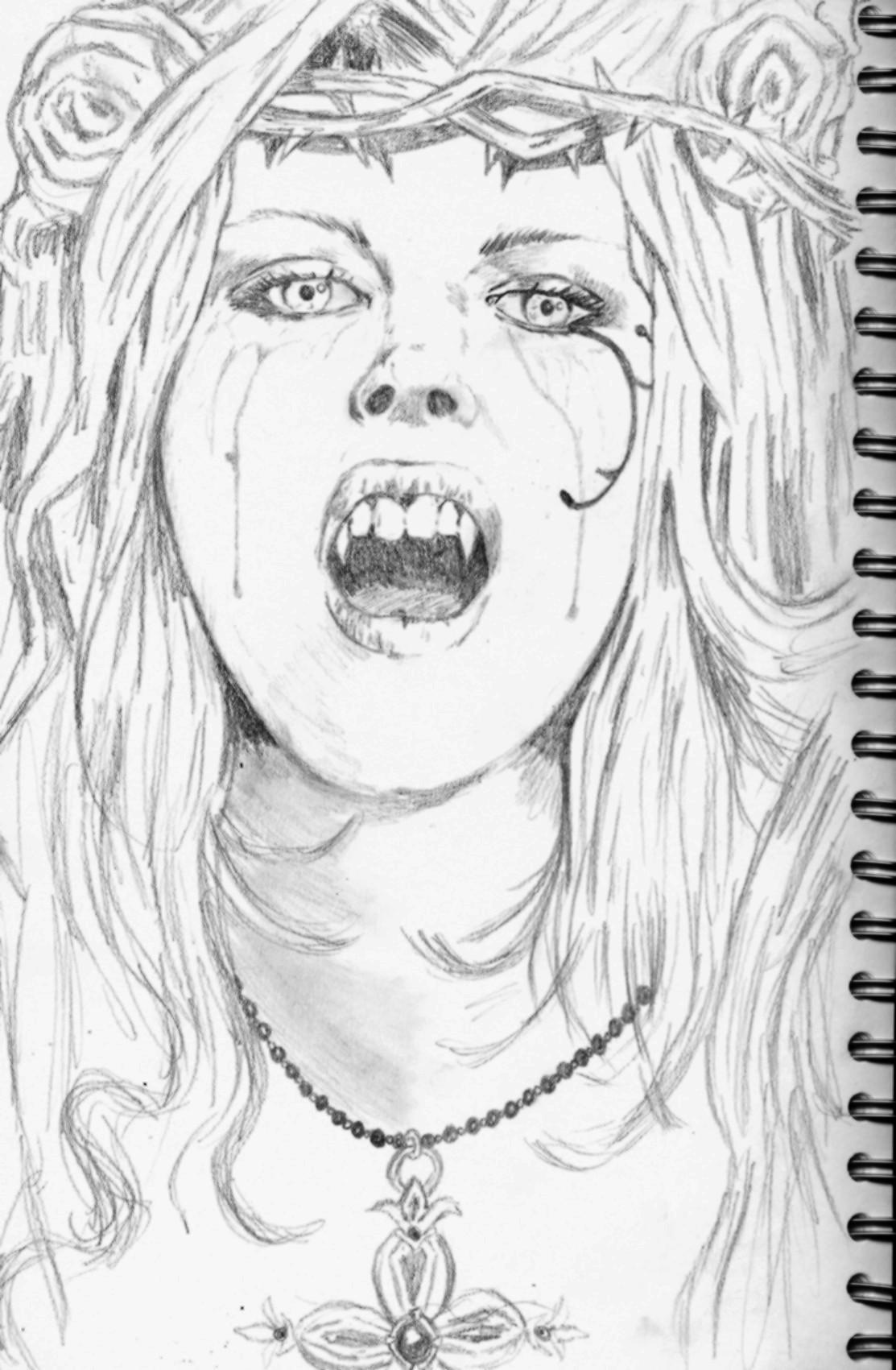 картинки мультяшные вампиров