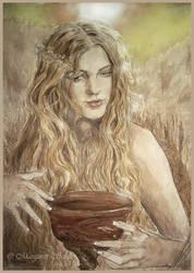 Mother by MargaretSeidler