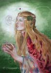 Isolde by MargaretSeidler