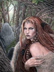 Secrets in the woods by MargaretSeidler