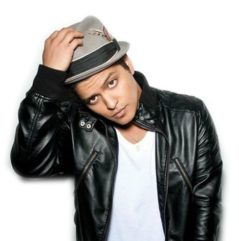 Image result for bruno mars png