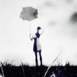 ...when I am raining... by Artmguy