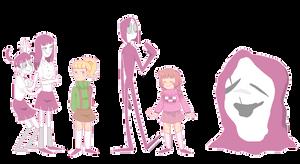 Yume nikki main cast