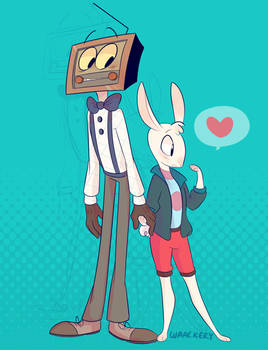 Stereo and Bonnie