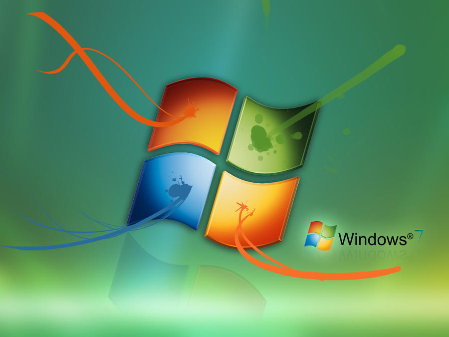 Windows 7 Wallpaper 4 by codecube