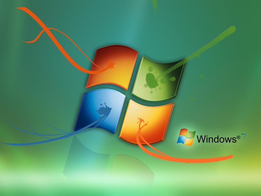 Windows 7 Wallpaper 4 by codecube