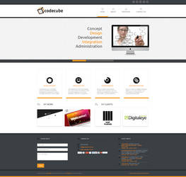 Codecube Website