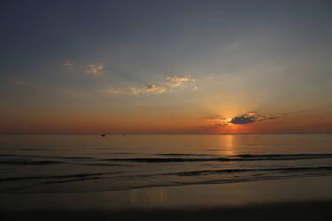 Sunset on Morton 2