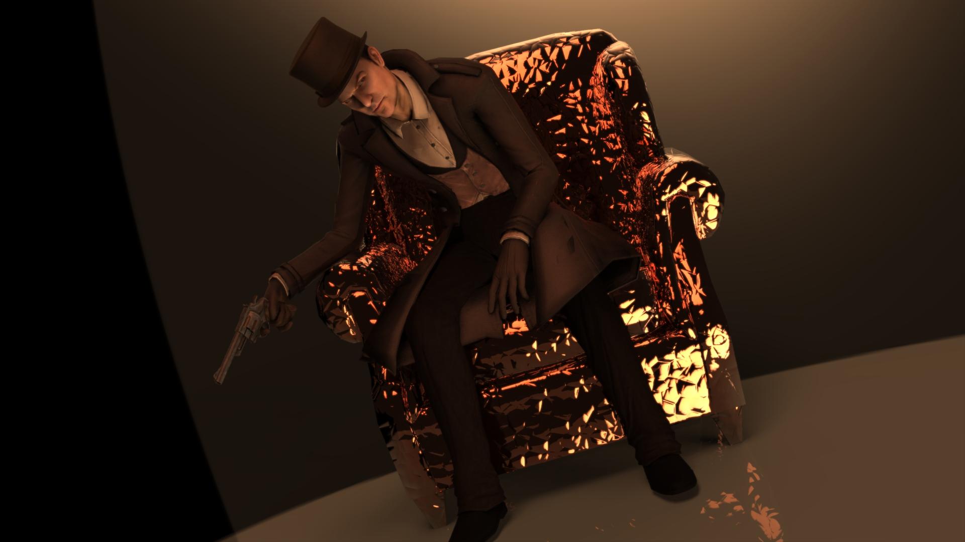 Sherlock Render By Lexaholmes On Deviantart