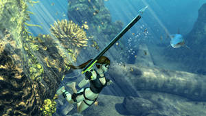 Depth Hunter - Lara Croft