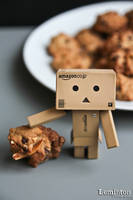 Danbo - Dlb choco chip cookies by Leminton