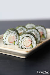 Sushi - 1st attempt