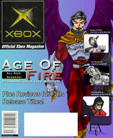Xbox Mag Cover by Baron-Nutsnboltz