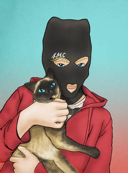 Cat thief