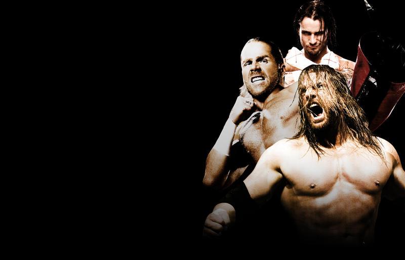 WWE Wallpaper By SentonB On DeviantArt