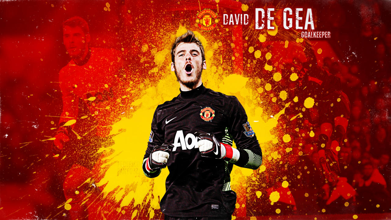 David De Gea Wallpaper By SentonB On DeviantArt