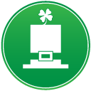 St. Patrick's Day Vector Icons3 by printplacetexas