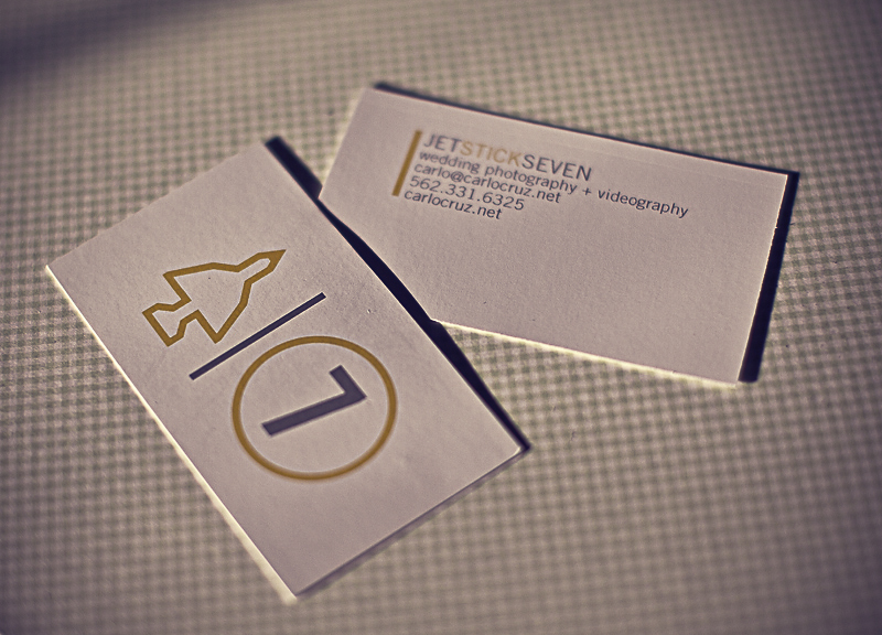 Photography and Videography Business Card by printplacetexas