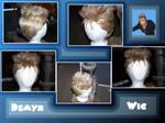 Demyx Wig