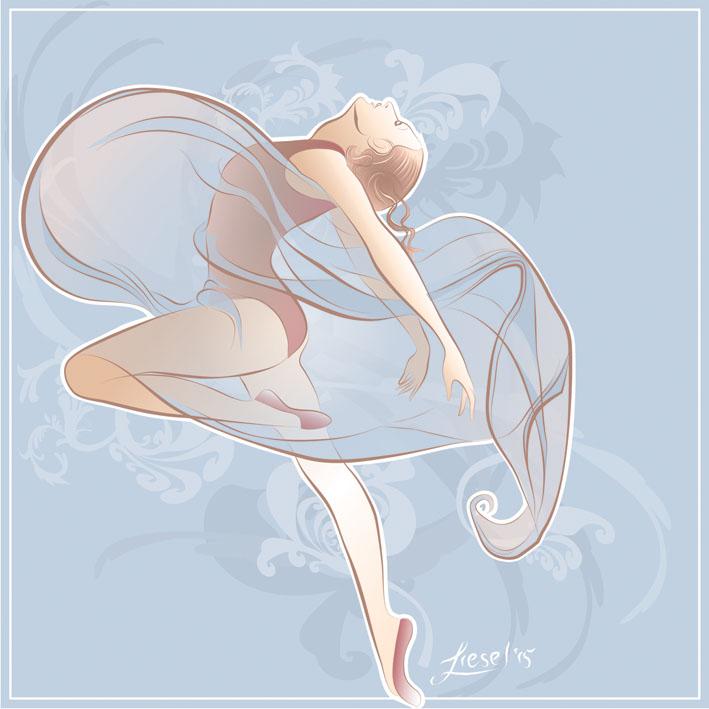 Dancer 3 by FyreBirdi
