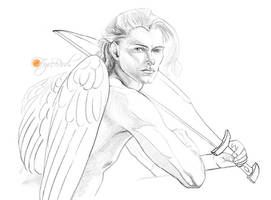 Shadowhunter Jace - pencil