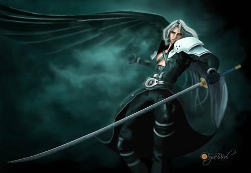 FFVIIR Sephiroth