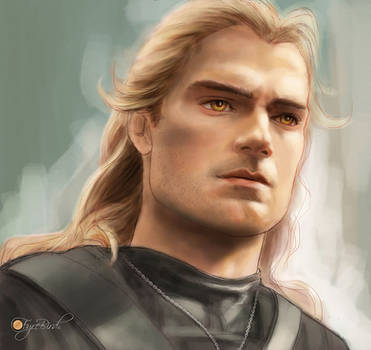 Geralt of Rivia - redraw