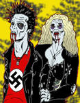 Sid and Nancy by ZMBGraphics