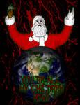 Santa Krueger by ZMBGraphics