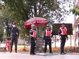 Beware Of Thai Cops