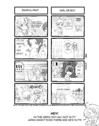 HETALIA :: QUSTION :: PART 1