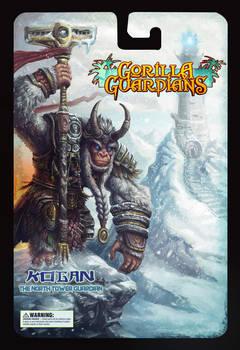 Kogan the North Tower Guardian
