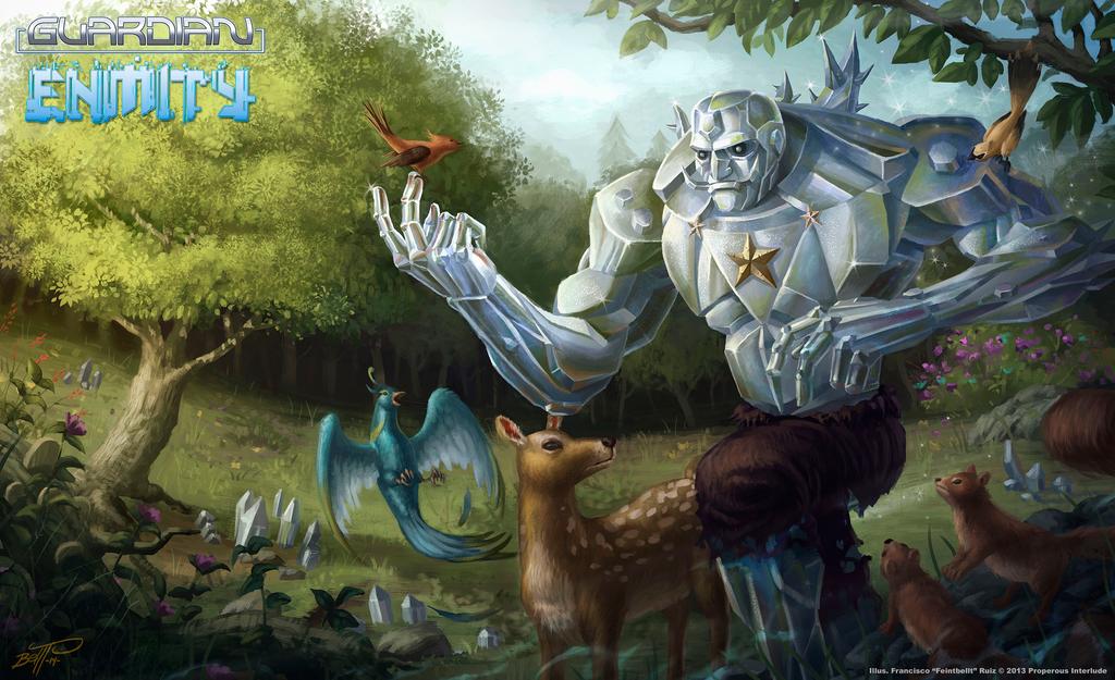 Prismic Ogre by feintbellt