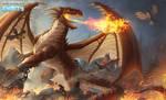 Edom - Blaze Dragon