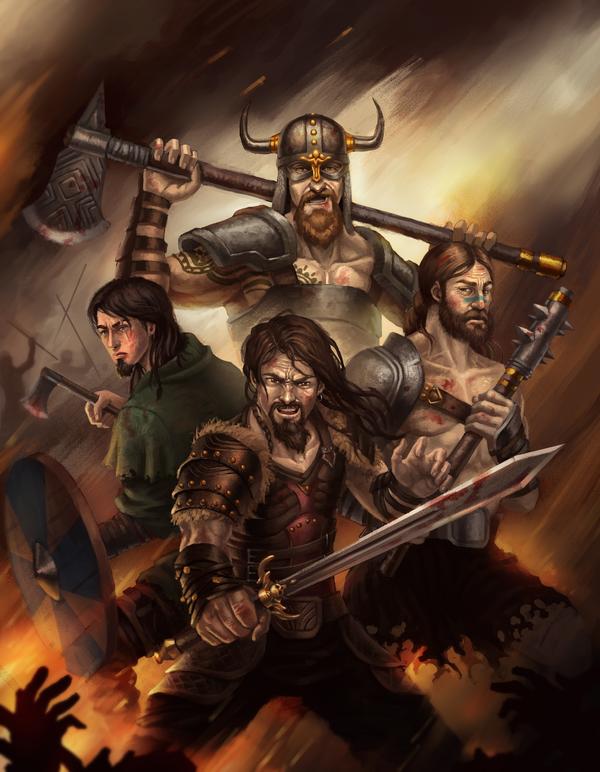 Joms Vikings by feintbellt